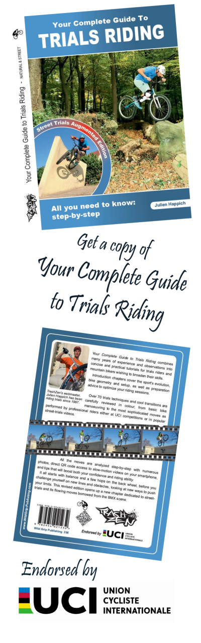 Your Complete Guide to Trials Riding