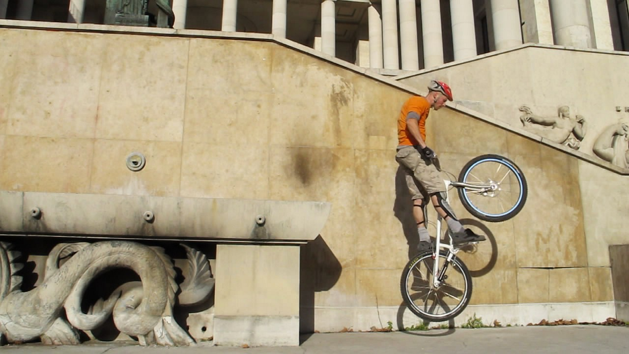 trials riding tutorials