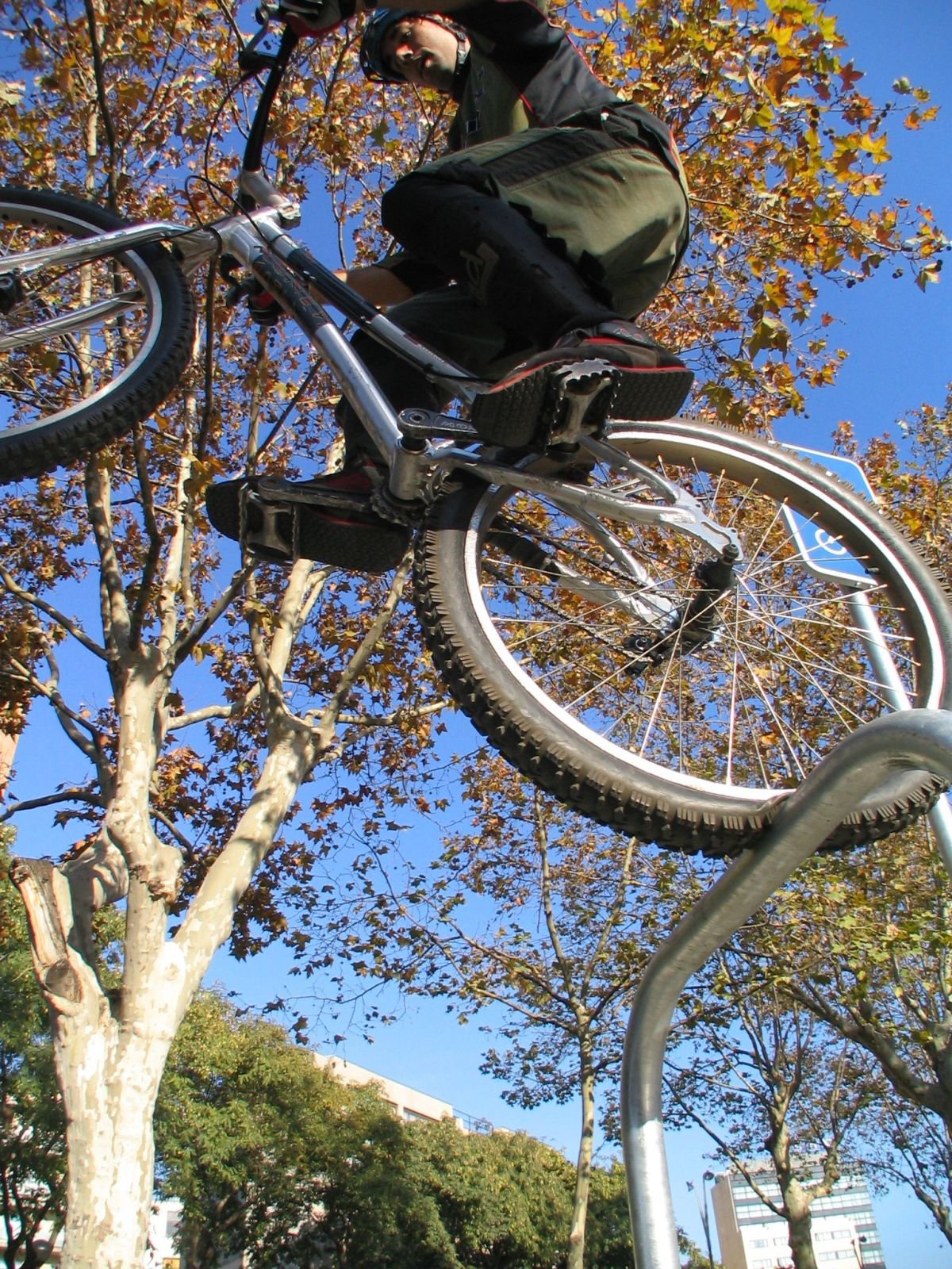 trials bike video