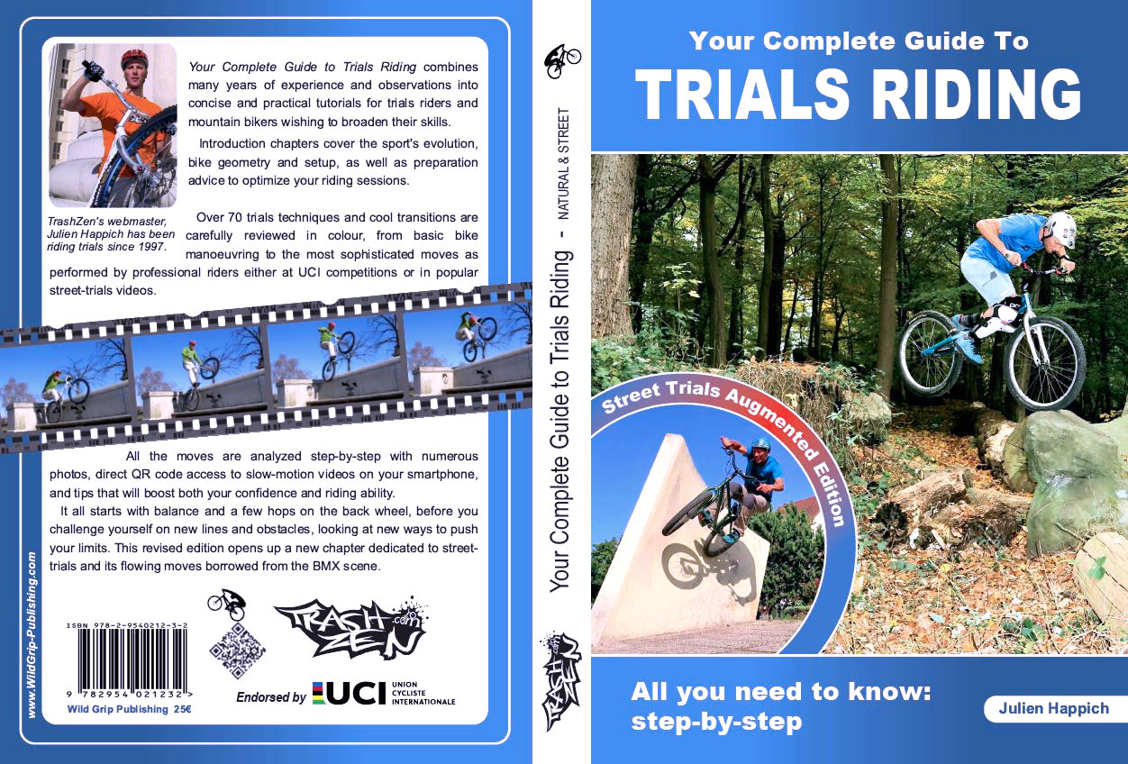 Your Complete Guide To Trials Riding: Street Augmented